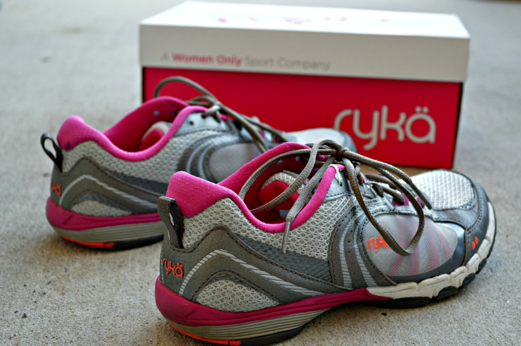 ryka shoes and box