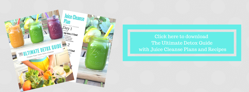 Ultimate Juice Cleanse Banner