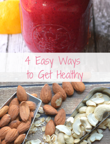 4 ways to get healthy